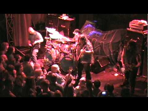 Immolation - Live in Headliners, Louisville, KY, USA (13.02.2010)