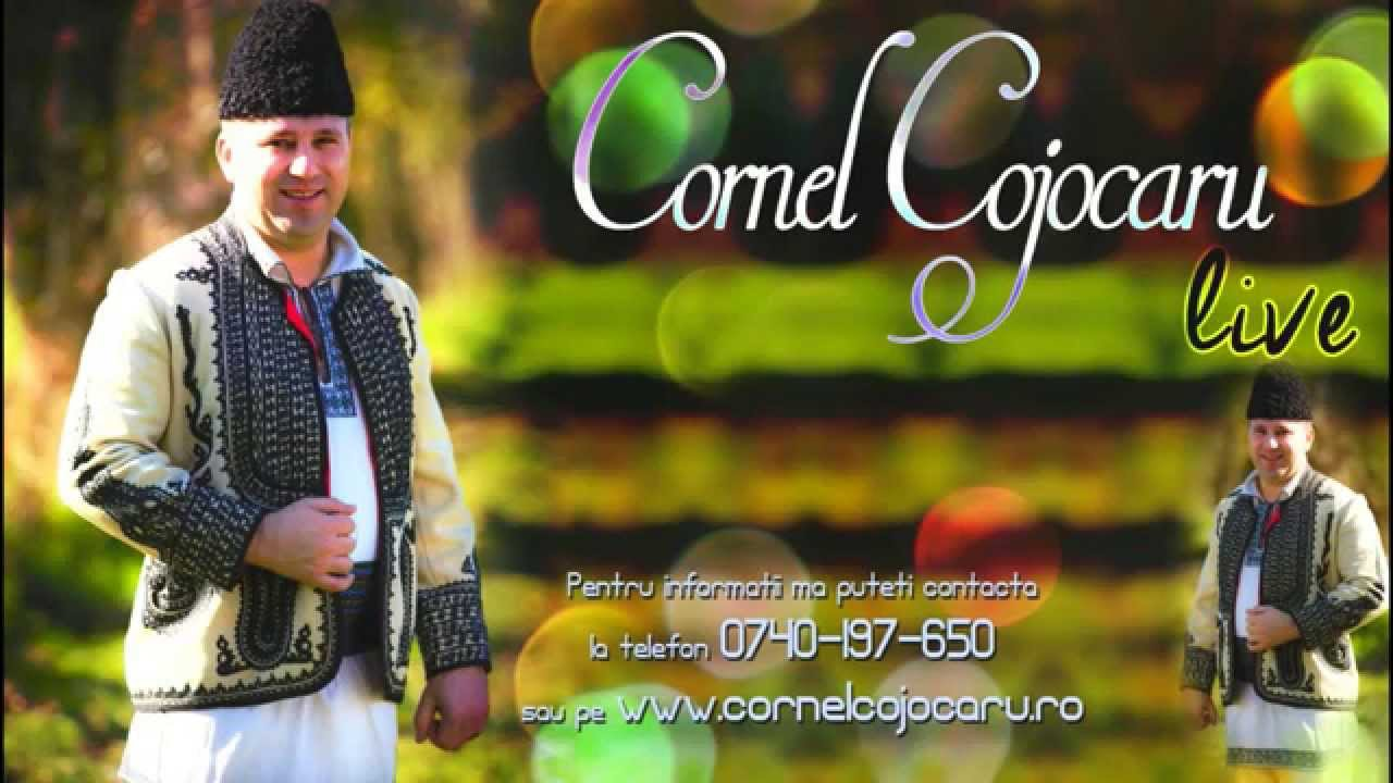 Cornel Cojocaru Live la Horezu Colaj de muzica Olteneasca