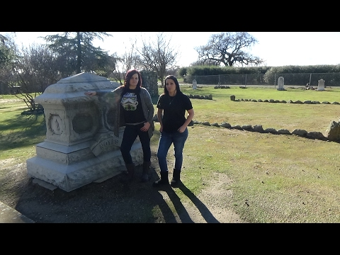Vlog 8 Witches Cemetery, Sutter Buttes (Noyesburg)