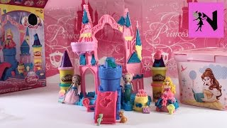 Aurora Play Doh Disney Princess Magical Designs Palace Mooshka Palia Mermaid Sonia Dolls