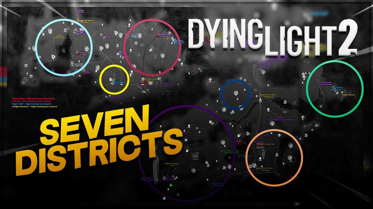 New Zombies | Map is 4x Larger Than Original | Dying Light 2 News & Info thumbnail