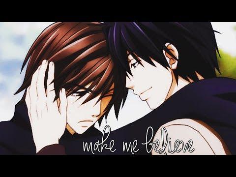 Junjou Egoist 「Nowaki & Hiroki」- Make Me Believe