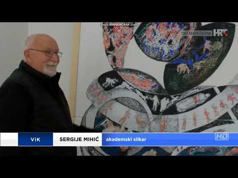 Sergije Mihic  hrvatski likovni umjetnik