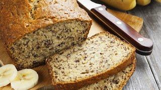 How To Make Old-fashioned Banana Cake I Chocolate Chips Banana Cake Recipe & Video 朱古力香蕉蛋糕