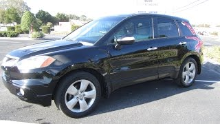 SOLD 2007 Acura RDX Turbo w/ Tech Package Meticulous Motors Inc Florida For Sale