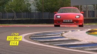 Live for Speed S3 Cars Showcase (Here's why the current physics are still top level)