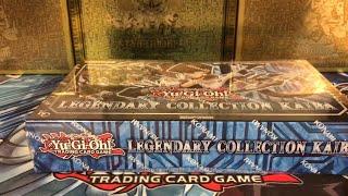 [ASMR] Yu-Gi-Oh! Legendary Collection Kaiba Unboxing auf Deutsch