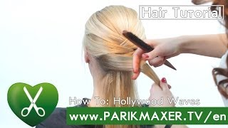 How To: Hairstyle with wisp parikmaxer tv english version