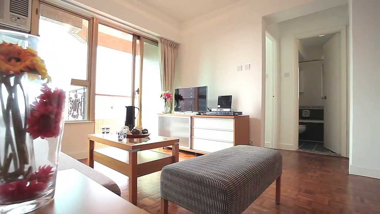 Bedroom Serviced Apartment Hong Kong