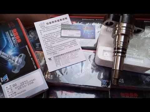 Видео Ремонт дизельных двигателей автомобилей