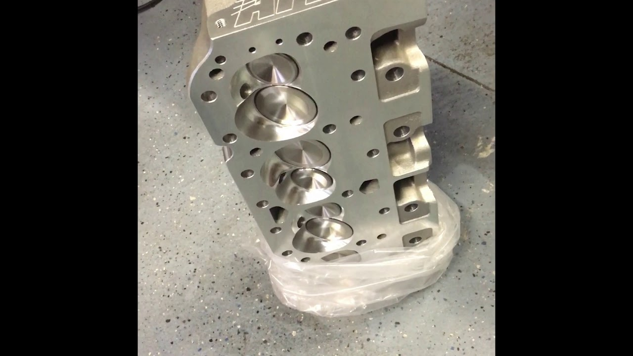 New AFR 195 competition ported heads for the 350!
