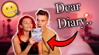 I let my BOYFRIEND read my OLD DIARY!