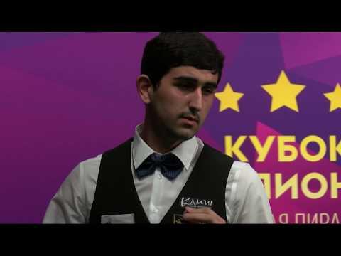 Кубок Чемпионов 2020. Иосиф Абрамов (RUS) - Дмитрий Белозеров (UKR)