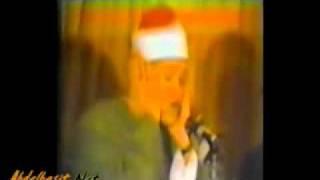 تلاوة عطرة من أمريكا - ج1 - l الشيخ عبد الباسط