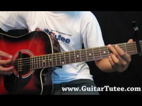 Lady Gaga Speechless By Guitartutee Youtube