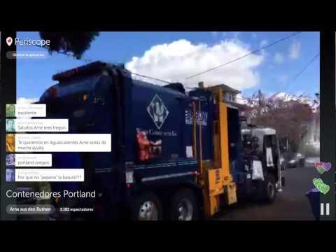 Arne aus den Ruthen: Contenedores Portland