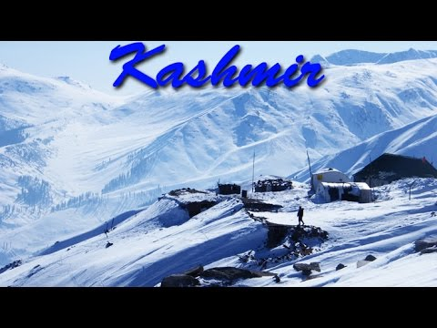 """Kashmir The Land Of Paradise"" 