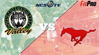 San ramon valley vs monte vista high school boys basketball live 2/13/18