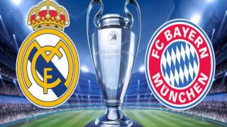 Бавария Реал Мадрид Видео Обзор Голы Смотреть Онлпайн Видео