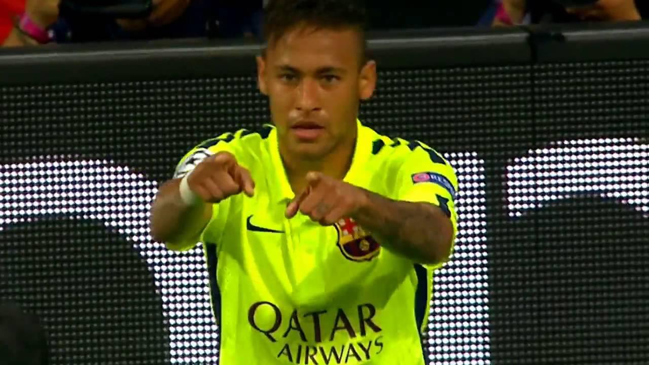 neymar bayern