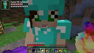 POPULARMMOS Minecraft: HALLOWEEN!!! (CANDY EXPLODING CREEPERS & TRICK OR TREATERS!) Mod Showcase