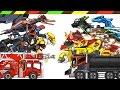 Dino Robot Corps: Battle Field | FULL GAME PLAY - 1080 HD | DCTE VN