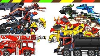 Dino Robot Corps: Battle Field   FULL GAME PLAY - 1080 HD   DCTE VN