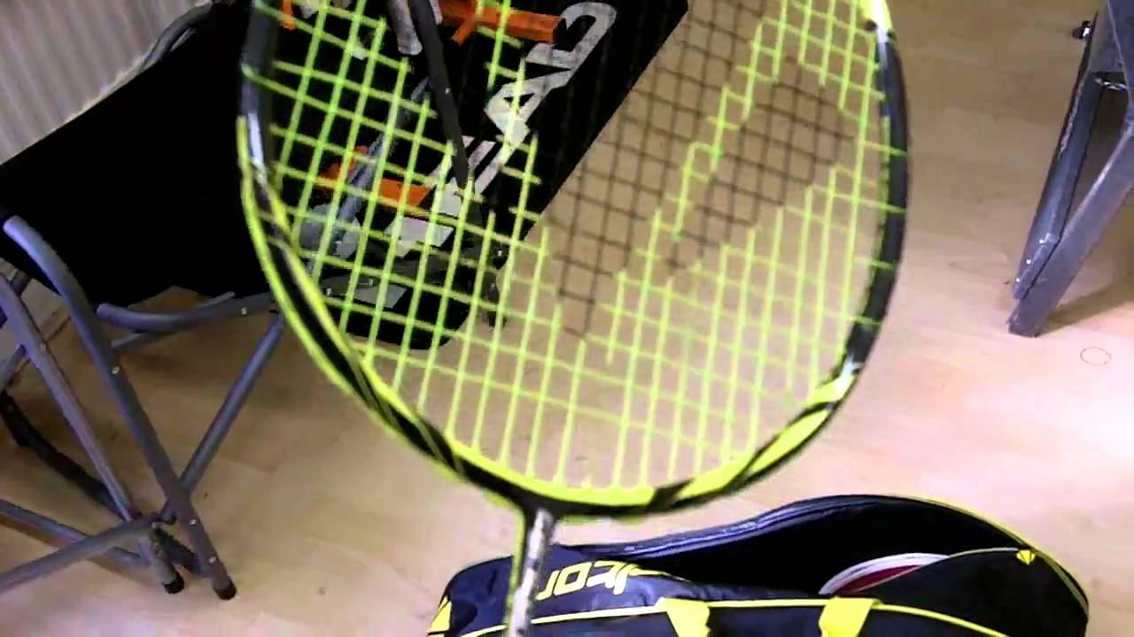 Carlton Prototype V10 Badminton Racket Youtube