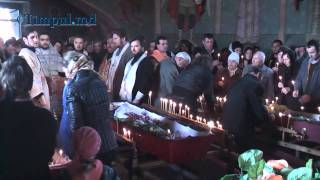Doliu la Şerpeni. Satul a petrecut pe ultimul drum victimele accidentului din Anenii Noi