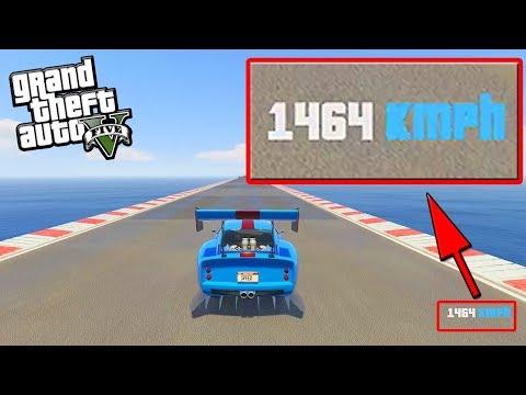 Auto fährt 1500 KM/h, dann passiert das... Oo