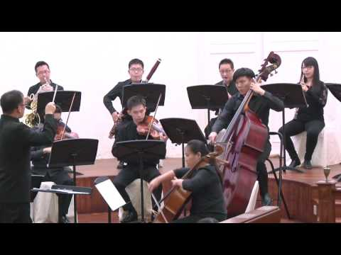 SIFOM 2015 #1 02 Britten Sinfonietta, op. 1