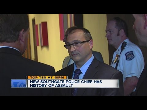 New Southgate chief has history of assault