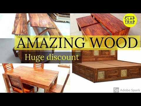 CHEAPEST WOODEN FURNITURE AT HUGE DISCOUNT |