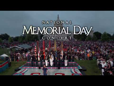 National Memorial Day Concert 2018 Promo