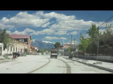 Driving from Tirana to Berat | Travelling Albania by Car