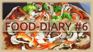 VEGAN FOOD-DIARY #6 - high carb, low fat - REZEPTIDEEN - what i eat