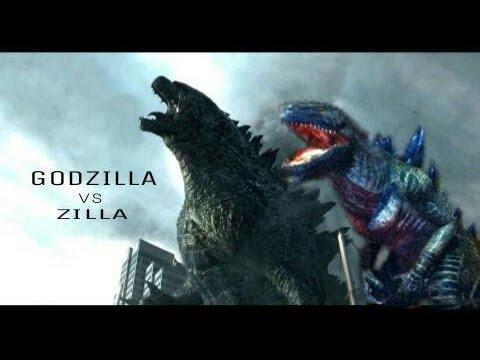 Godzilla 2014 vs Godzilla 2000 | FunnyCat.TV