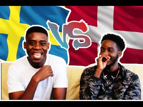 Sweden Vs Denmark Part. 2 | Reacting to Jireel,K27, Jamaika, MellemFingaMusik