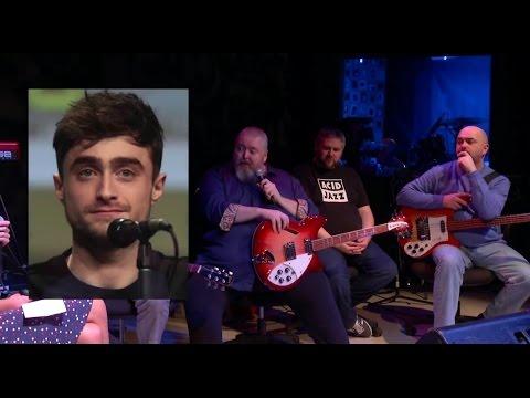 Even God Damn Harry Potter (Daniel Radcliffe) Is A Pugwash Fan (2014 Interview)