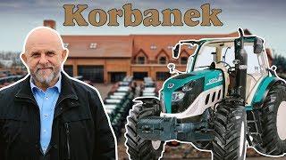 HISTORIA FIRMY KORBANEK - NAJWIĘKSZY dealer maszyn rolniczych w Polsce! [Matheo780]