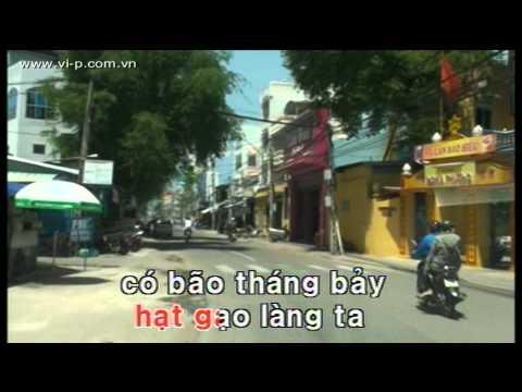 Hạt gạo làng ta - Thiếu nhi Karaoke