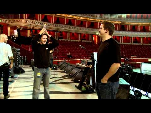The Killers - Royal Albert Hall Behind The Scenes