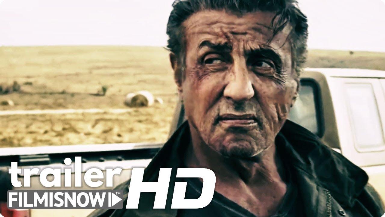 RAMBO 5: LAST BLOOD (2019) Trailer #1 | Sylvester Stallone ...