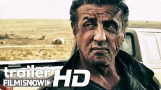 RAMBO 5: LAST BLOOD (2019) Trailer #1   Sylvester Stallone is back as John Rambo!