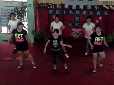 Khe Beng 6h Graduation Dance 2009 Youtube