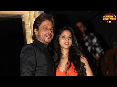 Shahrukh Khan Hosts A Star Studded Party At Gauris Designed Restaurant Launch