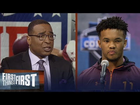 Cris Carter: Kyler Murray is a great leader despite NFL combine reports | NFL | FIRST THINGS FIRST