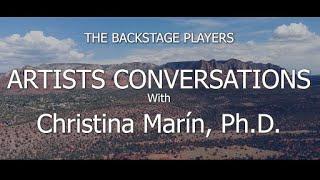 Conversation with Christina Marín, Ph.D. Interview by Jose Luis Entrekin