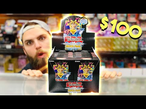 *NEW* Yu-Gi-Oh! SECRET EDITION Movie Pack $100 CHALLENGE!   Dark Side Of Dimensions