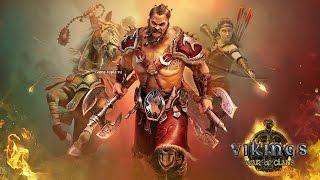 Браузерная игра Викинги Война Кланов Vikings War of Clans Gameplay